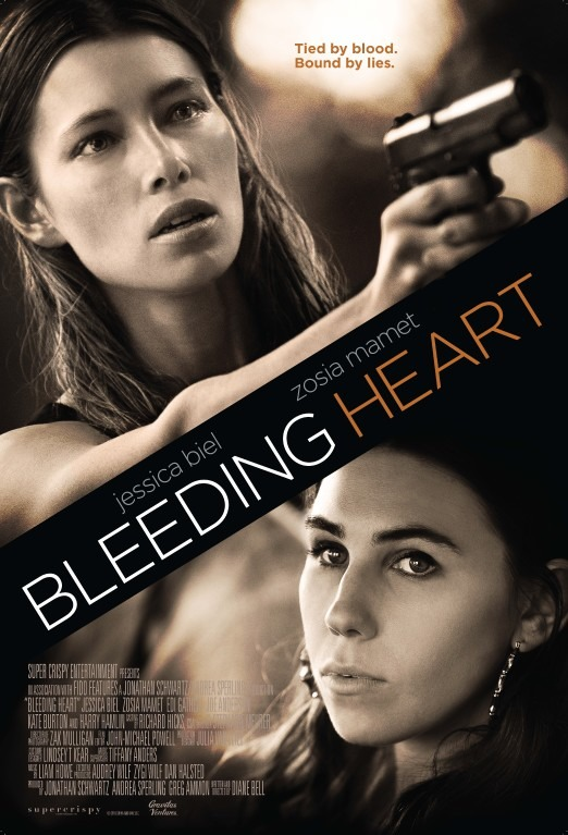 Bleeding Heart - Movie Poster