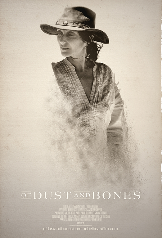 Of Dust and Bones - Movie Poster