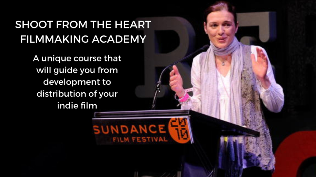 Shoot From the Heart Academy - Sign Up Today!