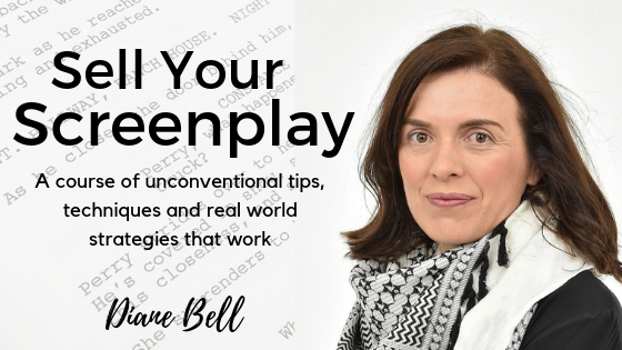 Banner for Sell Your Screenplay Course