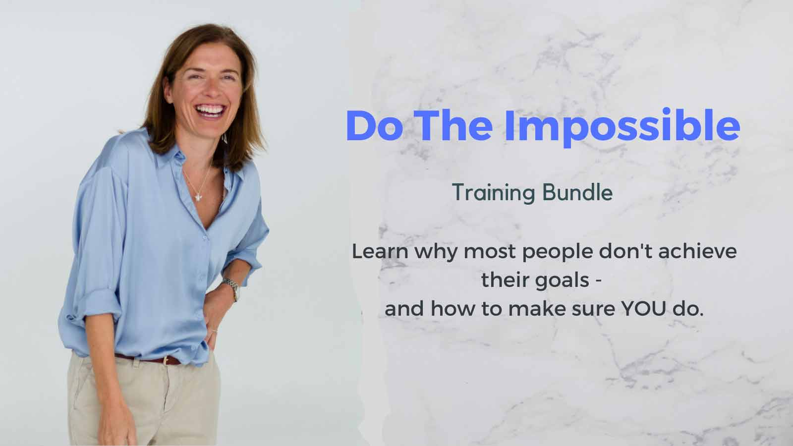 Image for Do the Impossible Training Bundle