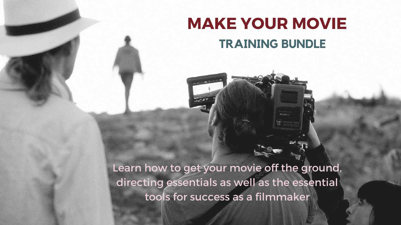 Image for Make Your Movie Training Bundle