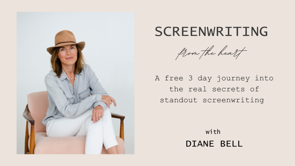Cover image for Screenwriting from the Heart course